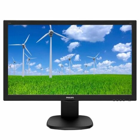 Monitor LED TN Philips 243S5LJMB/00 Full HD